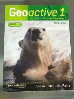Geography for global citizens textbooks gumtree australia geoactive 1 stage 4 global geography sciox Images