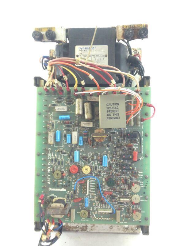 EATON 17011-1  DYNAMATIC EDDY CURRENT CONTROLLER (B64)