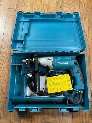 Makita Hp2050 34 Hammer Drill Factory Serviced