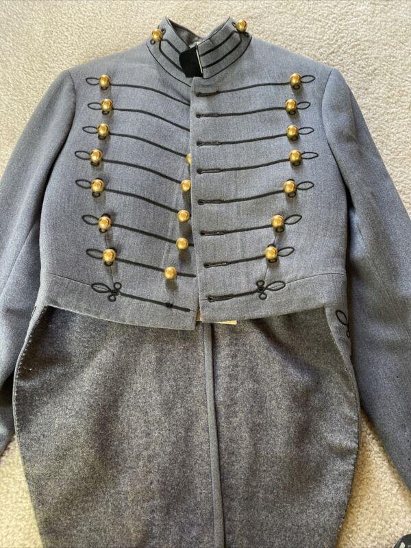 Vintage West Point Military Academy USMA Cadet Dress Uniform Coat Jacket Wool