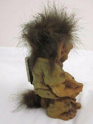 6 Fosse-Troll - Troll With Moose - Handmade In Norway - $59.99
