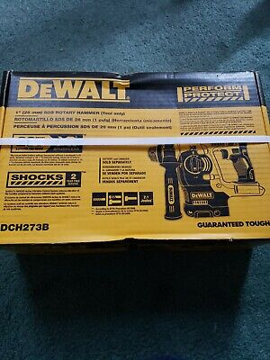 Dewalt Dch273b 1 20v Max Brushless Sds Rotary Hammer Drill Tool Only Brand New.