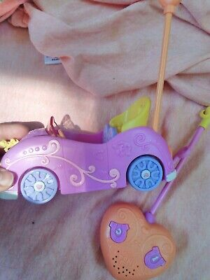 Pre-owned My Little Pony Pinkie Pie Remote Control Car Lights Sound Music