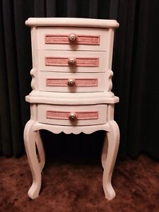 Beautiful Antique Refinished Jewellery Table