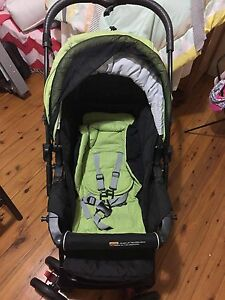Steelcraft Pram Reversible Wollongong Wollongong Area Preview