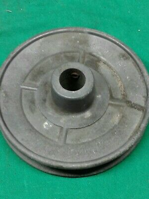 Chicago Die Cast 400a Motor Pulley 4 In Diameter 58 Bore Craftsman Table Saw
