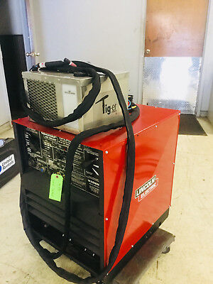 Lincoln 250 Acdc Tig Welder Water Cooled