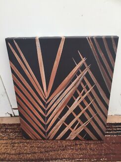 Modern Print on canvas 60cm x 50cm
