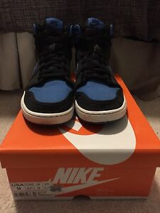 Size 9 Jordan 1 Royal