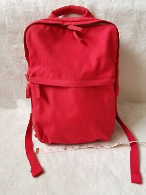 IKEA Forenkla Red 3 Gallon Backpack Travel Bag Luggage