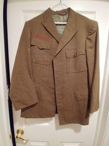 Boy Scout Vintage Wool Jacket BSA