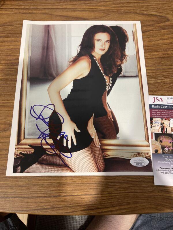 Autographed Marlee Matlin Signed 8x10 Photo Jsa Coa