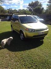 1999 Honda HRV (4x4) Wagon Oxenford Gold Coast North Preview