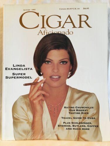 Cigar Aficianado Magazine Autumn 1995