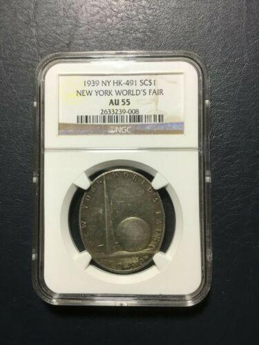 1939 HK-491 New York World