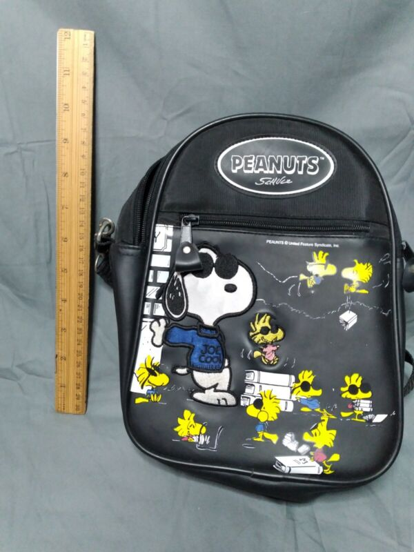 Peanuts SNOOPY Mischief Makers SNOOPY BACKPACK Black