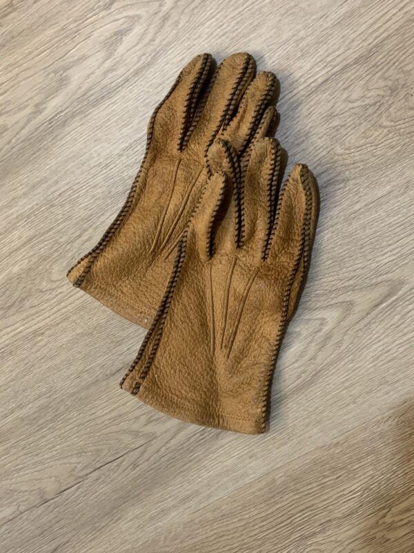Vintage Pingskin Gloves