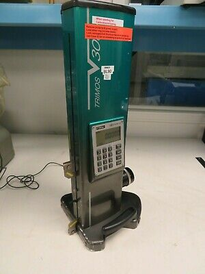 Fowler Trimos V300 12300mm .00005 Digital Height Gage Bl90