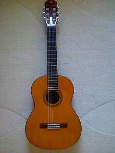 Yamaha CGS 102A 1/2 Size Classical Guitar Eastwood Ryde Area Preview