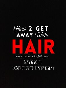 TEXTURED HAIR TRAINING COURSE