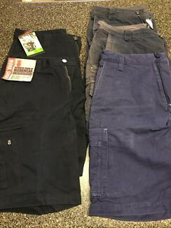 King Gee work shorts x5 size 87R