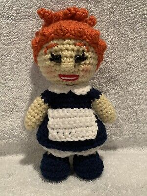 Crochet I Love Lucy Doll