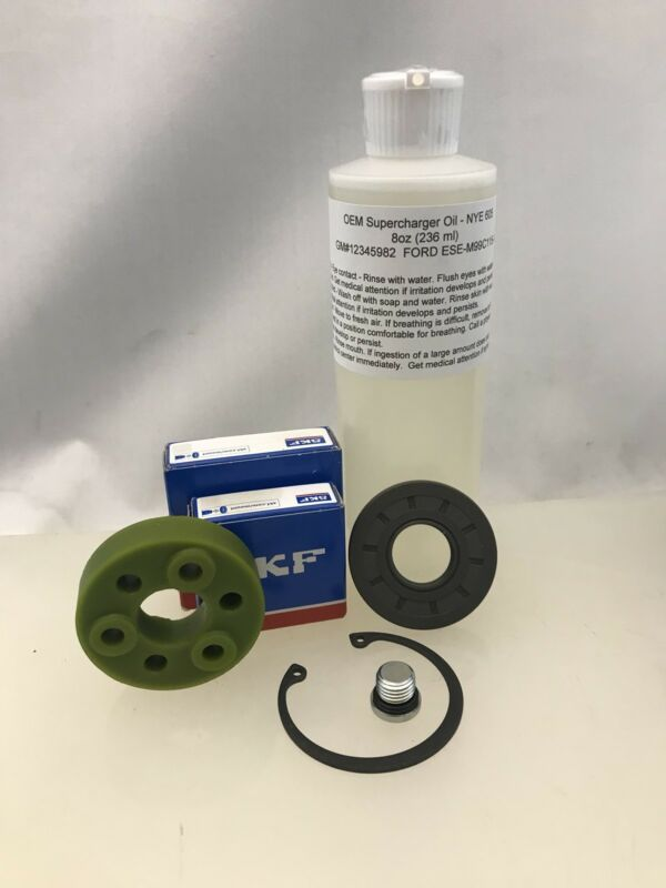Upgraded Supercharger Nose Snout Rebuild Repair Bearing kit fits Eaton M90  GTP | Shopping Bin - Search eBay faster