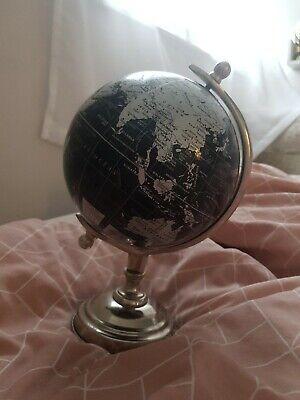 Black And Chrome Globe