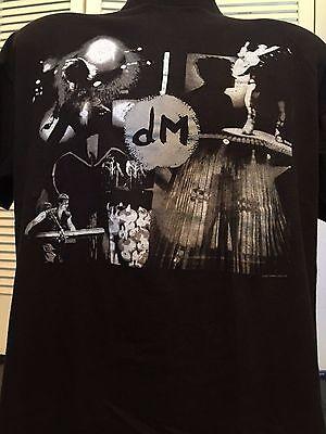 футболки Vtg Depeche Mode Forum 93