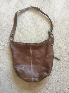 Roots Purse REAL LEATHER! $50