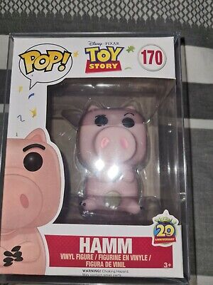 Funko pop toy story Hamm 170