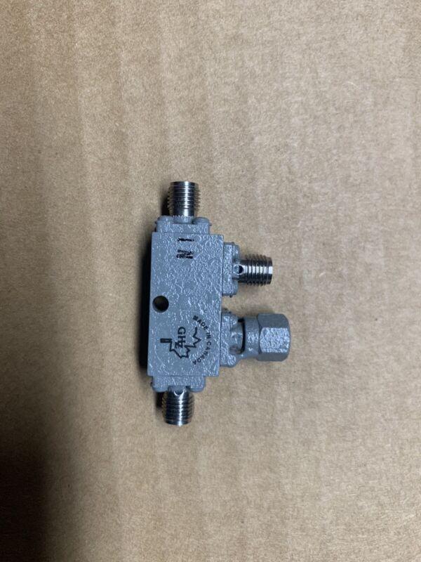 GHz A3205-20  4 to 8 GHz 20 dB SMA Microwave RF Directional Coupler 50W