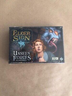 Elder Sign: Unseen Forces Expansion NEW SEALED