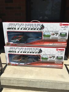 Skyhawk R/C helicopters
