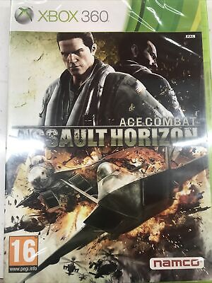 Ace Combat Assault Horizon XBOX 360 Precintado