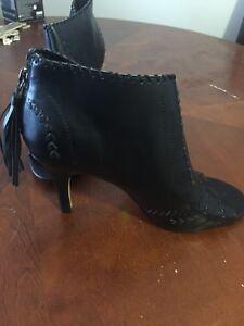 Torrid Brand Peep-Toe Stilettos Size 9W