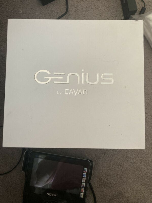 MX925 Genius by Cayan Verifone Credit Card Terminal