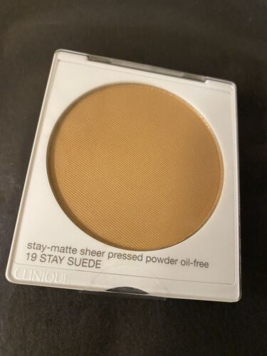 Stay Matte Sheer Pressed Powder Oil Free 19 Stay Suede  - $20.00