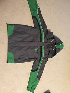 Boys fall jacket fits 10-13 years old.. excellent condition