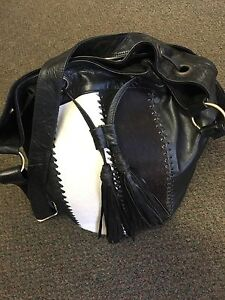 Full Leather Cow Hide Bucket Bag Robina Gold Coast South Preview