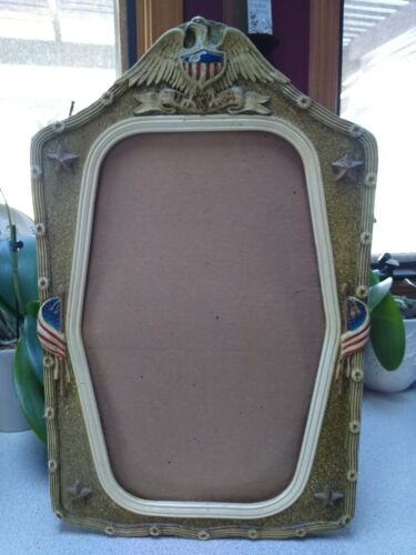 WWII PICTURE FRAME
