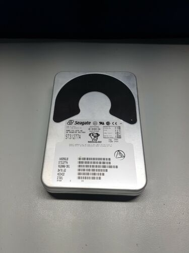 Seagate Medalits ST31277A 1.2 Gig Harddrive - Dynex MLX Microtiter Plate Reader