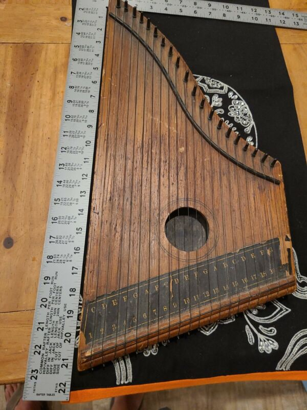 Antique Zither