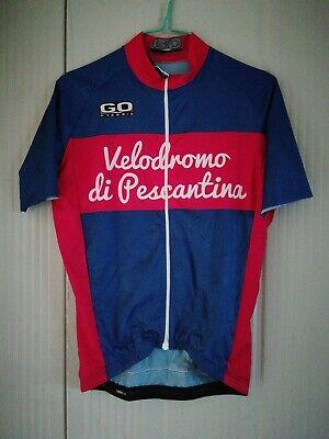 Maglia Ciclismo Go Pressia Taglia S Cycling Jersey Maillot