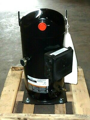 New Copeland Scroll Compressor Zr380kce-ted-965 460v 3 Phase Poe Oil R407c