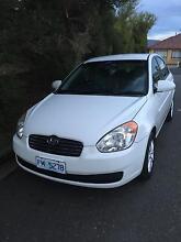 2006 Hyundai Accent Sedan West Hobart Hobart City Preview