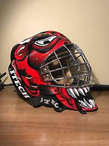 Youth Ice Hockey Goalie Mask