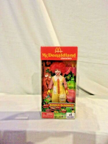 McDonaldland Characters Ronald McDonald