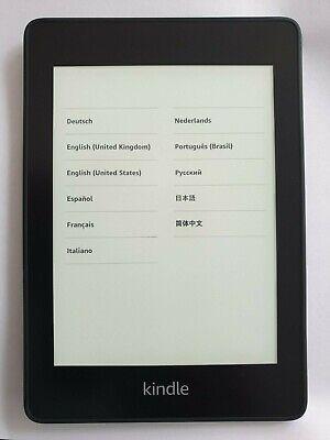 """**LOCKED** Amazon Kindle PaperWhite 4 10th Gen 2018 PQ94WIF e-Reader 6"""" 8GB AC25, używany na sprzedaż  Wysyłka do Poland"""