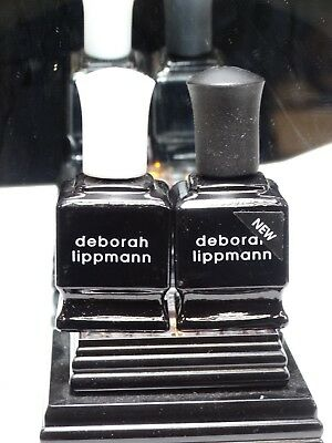 LOT OF 2 **** DEBORAH LIPPMANN GEL LAB PRO FULL SIZE *** 0.50 OZ. EACH NO BOX